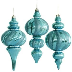 turquoise christmas tree - Google Search
