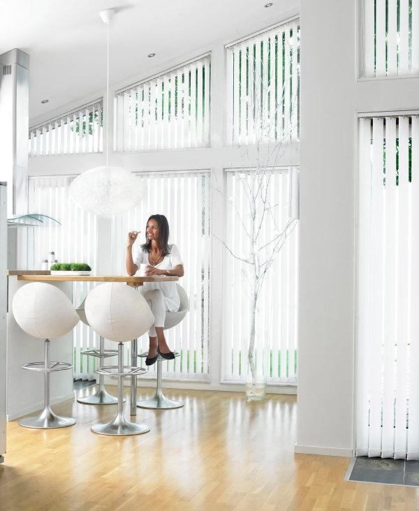 Allfönster - Lamellgardiner