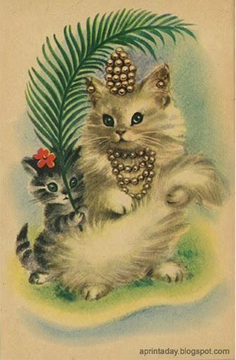"""from the book """"captain kitty"""" by godfrey lynn, illustrated"""