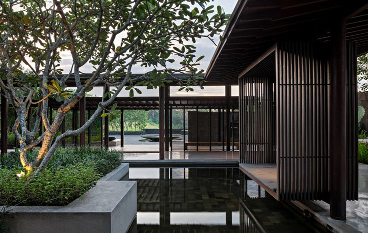 Completed in 2010 in Tabanan, Indonesia. Images by Mario Wibowo. Soori Bali lies within the Tabanan Regency, one of Bali's most fertile and picturesque regions. Here, the landscape ranges from volcanic mountains...