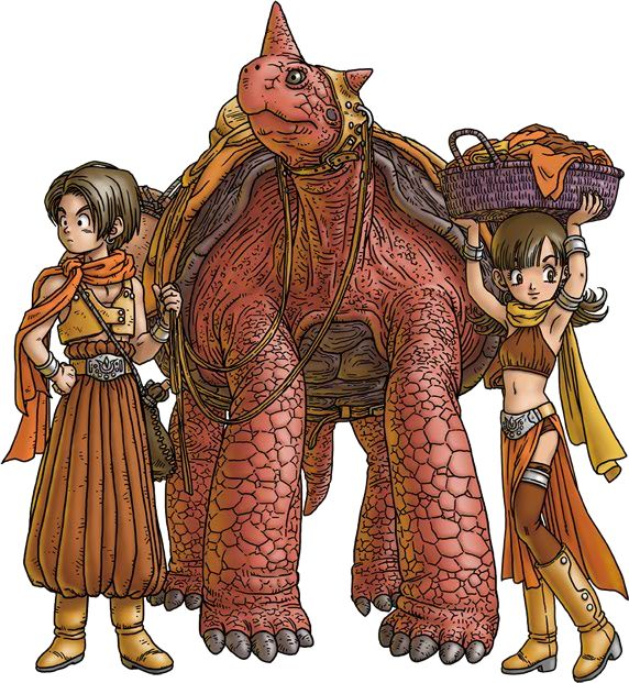 Realm of Darkness.net | Dragon Quest & Dragon Warrior Fan Site and ...