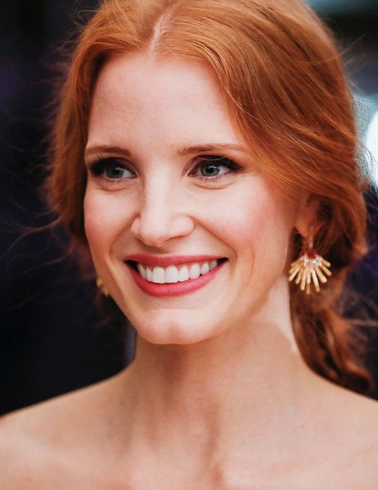 """mikaeled: """"Jessica Chastain attends the 2017 Met Gala """""""
