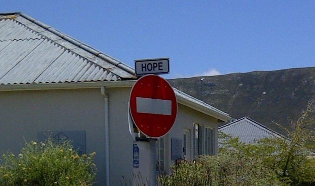 Funny Road Signs in South Africa | Drive South Africa