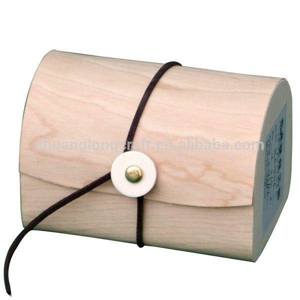Venta caliente lámina de abedul caja, Álamo chapa caja de made in China