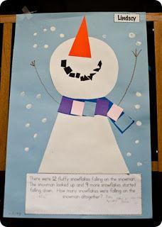 First Grade Fanatic!: Thanks Cara {The First Grade Parade} for the ADORABLE idea!