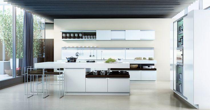 Poggenpohl | Luxusné kuchyne najvyššej svetovej triedy | DOMOSS Kuchyne