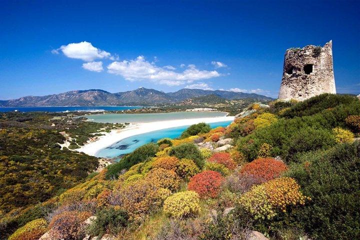 Cala Giunco, Villasimius, Southern Sardinia