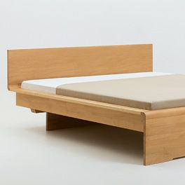 Trend Einzelbett und Doppelbett Calamona allnatura ch
