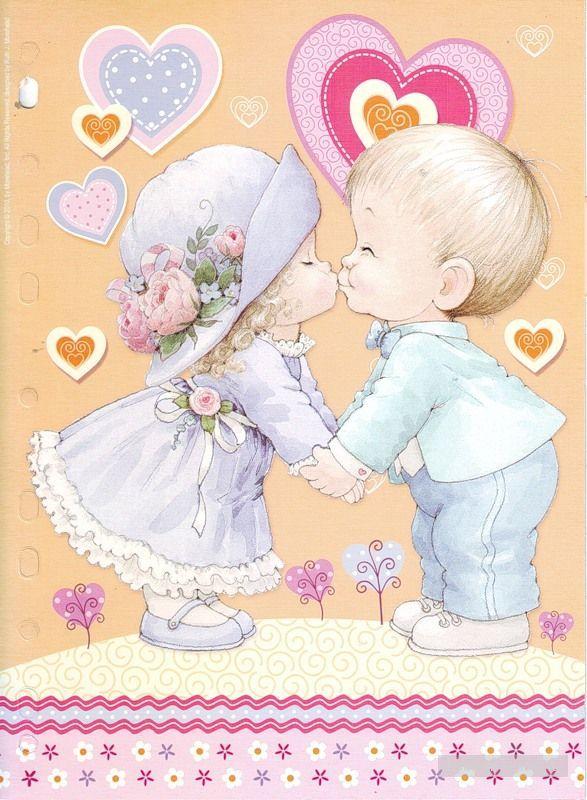 Дети любовь открытки, картинки надписями картинки