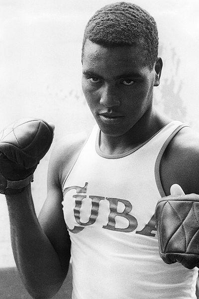 Teófilo Stevenson, boxer (1952 – 2012.06.11)