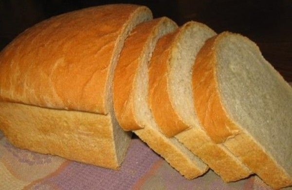 Ψωμί σπιτικό έτοιμο σε 10′ για το φούρνο