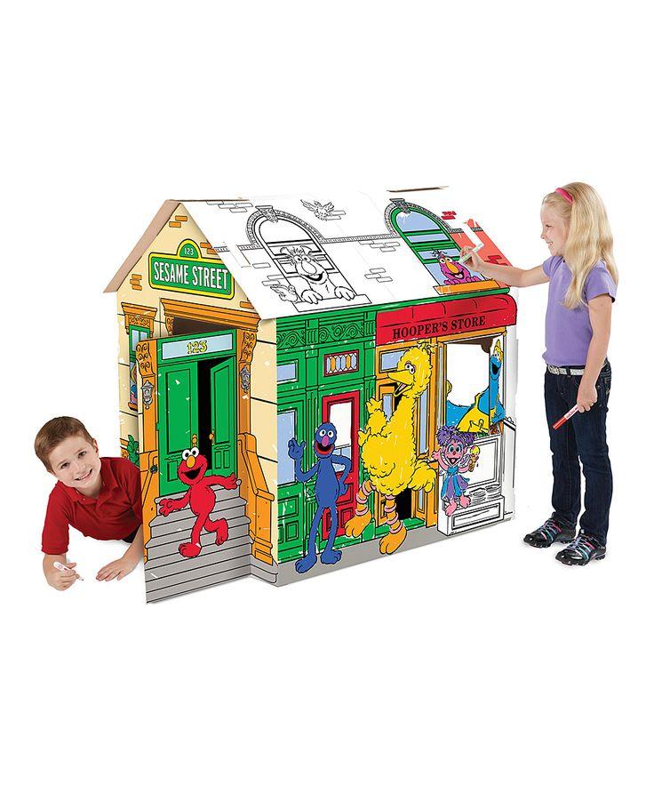 Sesame Street Playhouse