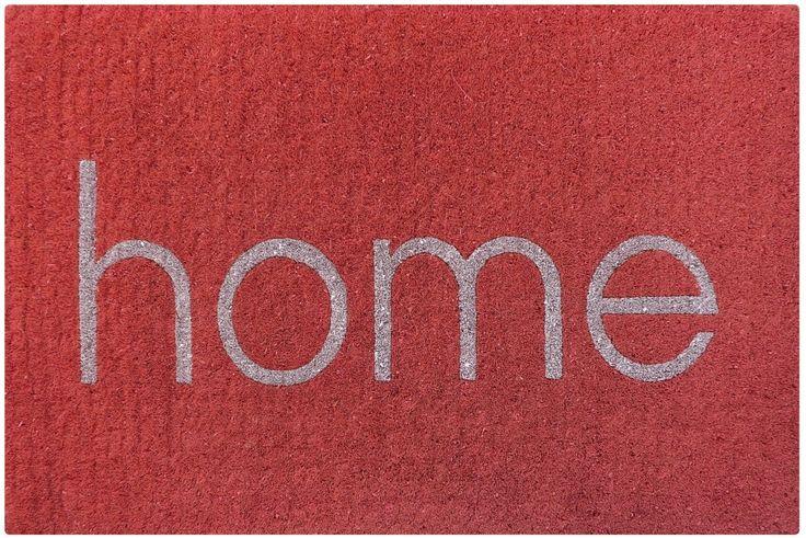 Home Coral Oversized Doormat