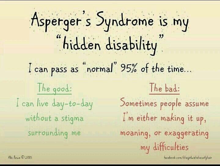 asperger diagnose