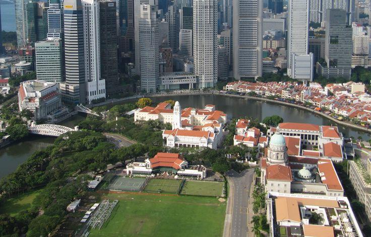 This little corner of Singapore