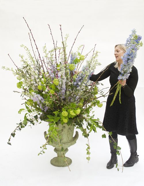 Florist Friday: An exclusive interview with Paula Pryke OBE | Flowerona