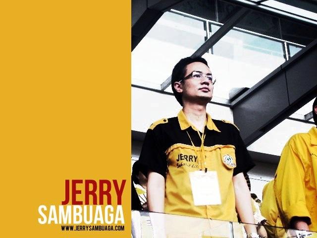 Another Jerry Sambuaga based design