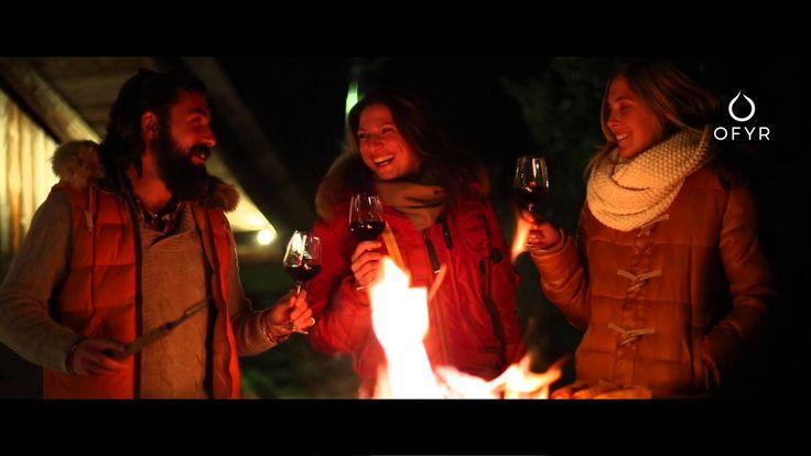 #OFYR#France #Megeve #theartofoutdoorcooking#grill#plancha#dutch#design#fireplace#outdoor #winter #friends
