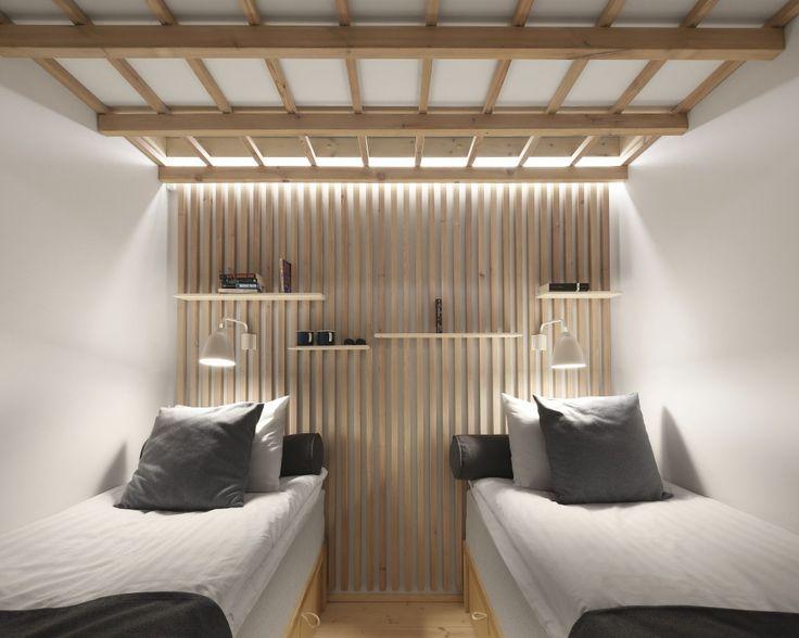 dream hotel - Bedroom Architecture Design