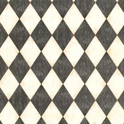 York Wallcovering, Old World Harlequin- KW7521.