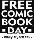 This is the website of the company that distributes comics for Free Comic Book Day. If you contact them early enough, they will send comics to your library. They will also put you in contact with a local comic book store.