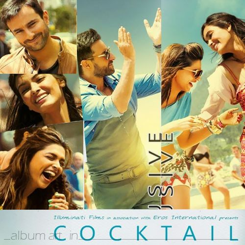 Cocktail is an upcoming Bollywood romantic comedy film directed by Homi Adajania under Saif Ali Khan's banner Illuminati Films. The film stars Khan alongisde Deepika Padukone and Diana Penty in lead roles. Randeep Hooda, Dimple Kapadia and Boman Irani feature in supporting roles. The film is scheduled for theatrical release on 13 July 2012.