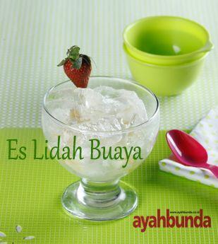 Es Lidah Buaya :: Aloe Vera Ice