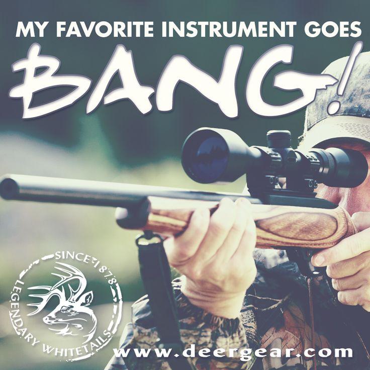 Gun Hunting  #WeAreLegendary www.deergear.com