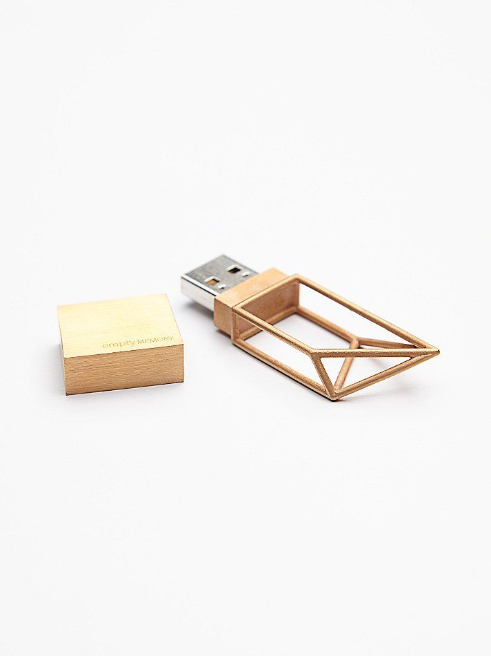 Logical Art Structure 8gb USB Drive at Free People Clothing Boutique