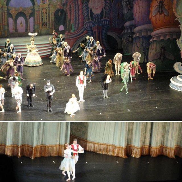 """#Clara: Oh, #Nutcracker. Stop bowing. We're #friends, aren't we? Nutcracker: #Always."" #ballet #mariinskyballet #chemiakin #evgeniaobraztsova #curtaincall #magnifique #балет #мариинка #мариинский #christmas #quotes #ballerina #sweetmemories"