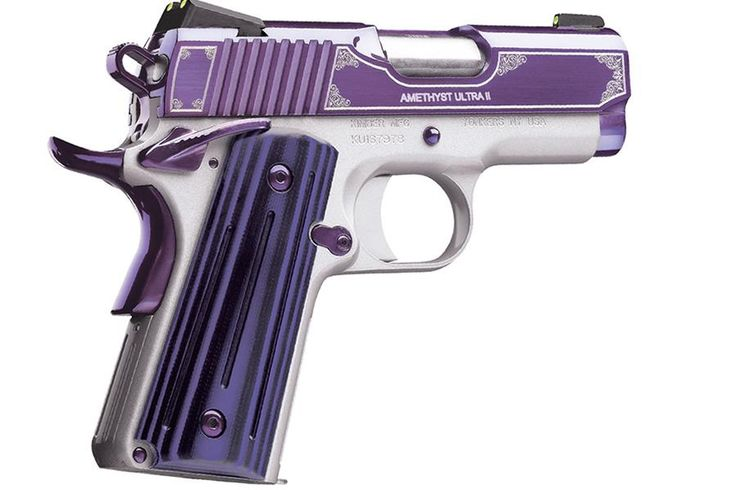 KIMBER AMETHYST ULTRA II 9MM W/ NIGHT SIGHTS - $1372 (Free S/H on Firearms) Find our speedloader now! http://www.amazon.com/shops/raeind