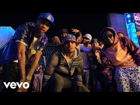 Chris Brown - Gimme That (Remix) ft. Lil Wayne - YouTube