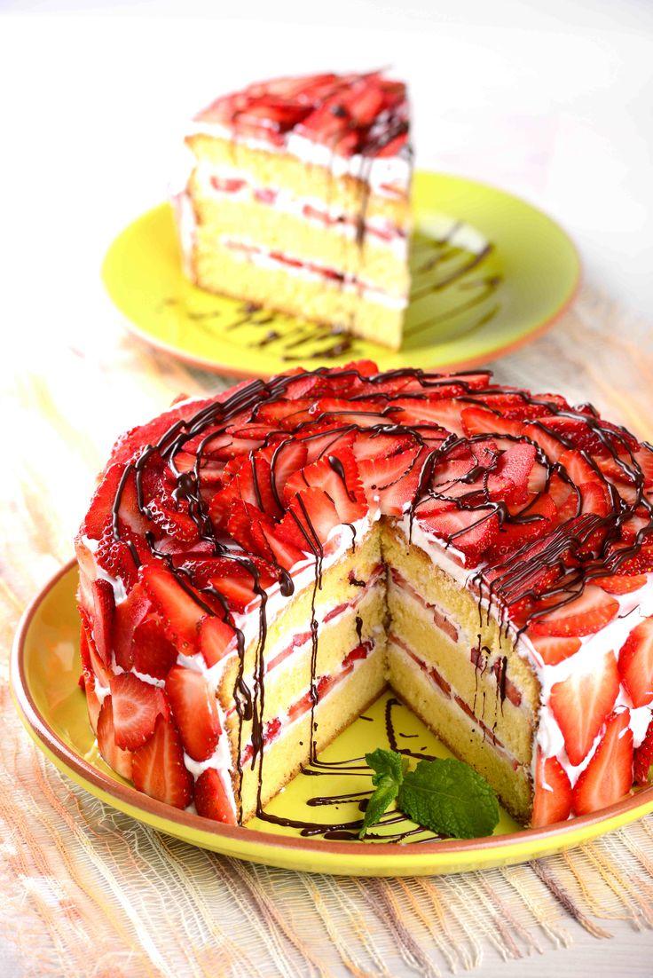 Juegos De Cocinar Con Tarta De Fresa | Mas De 25 Ideas Increibles Sobre Morango Com Chantilly En
