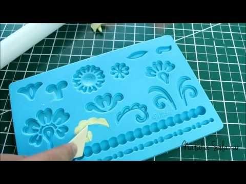 Decora una tarta en forma de bolso ... Video de 5 minutos!!!