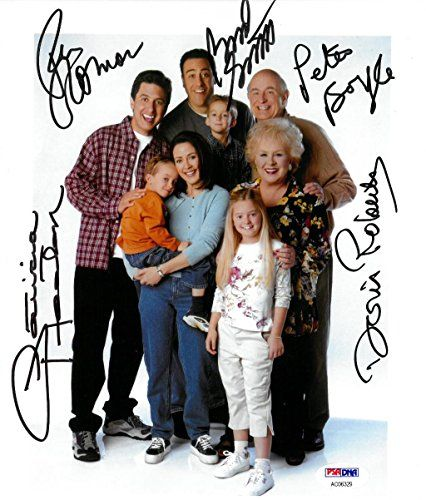 Everybody Loves Raymond Cast Signed Autographed 8x10 Photo PSA/DNA #AC06329 @ niftywarehouse.com