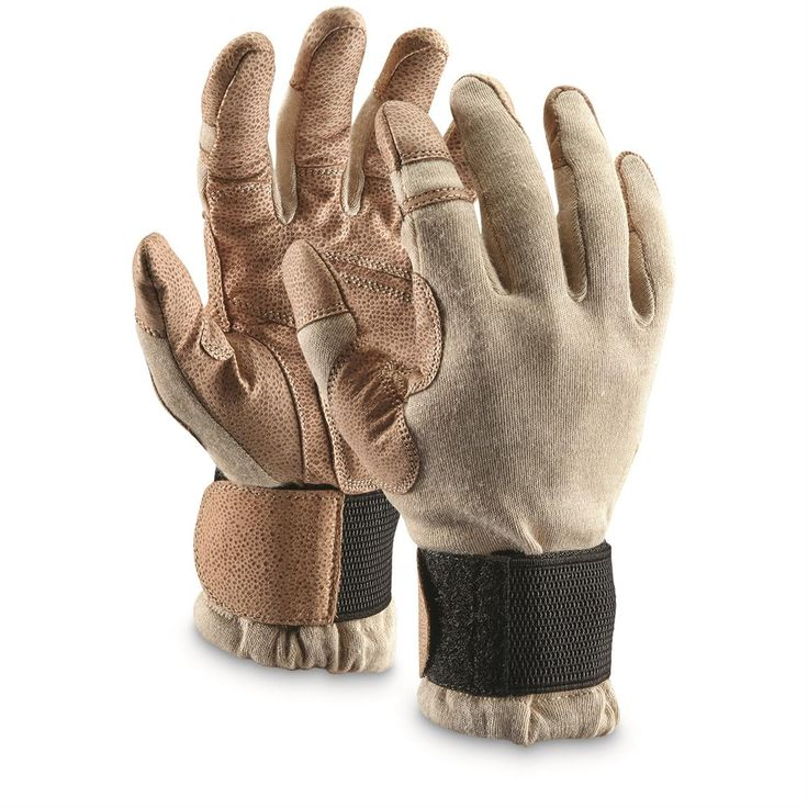 U.S. Military Surplus Kevlar Tactical Ops Gloves, New