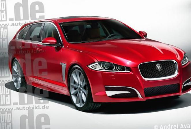 XF Sportbrake Jaguar models - http://autotras.com
