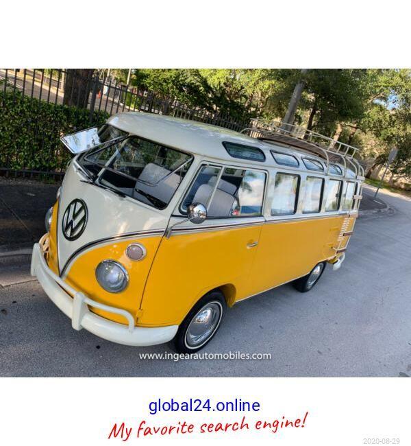 1974 Volkswagen Bus Vanagon Deluxe Trim See Video In 2020 Volkswagen Bus Volkswagen Vw Volkswagen