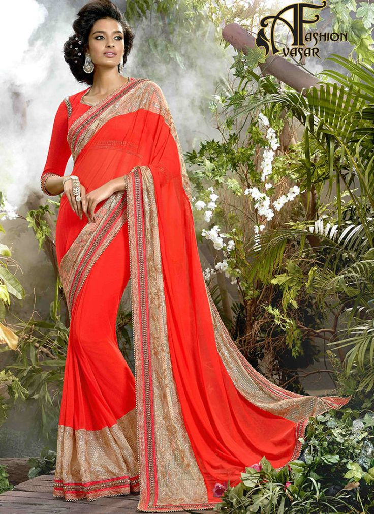Best Chiffon Sarees – Online Chiffon Saree Shopping Cash On Delivery