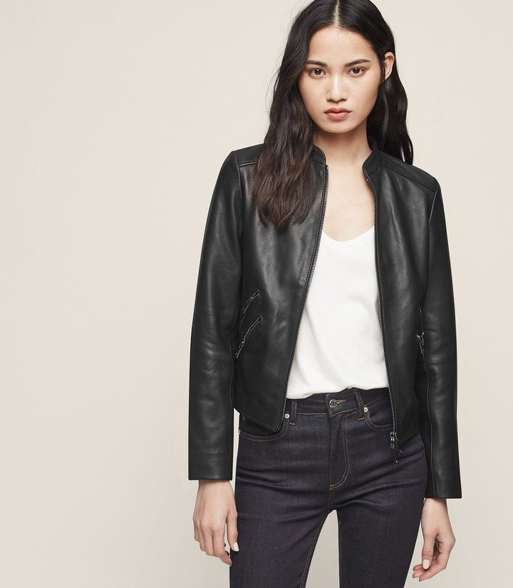 REISS Leather Jackets. BUY NOW!!!