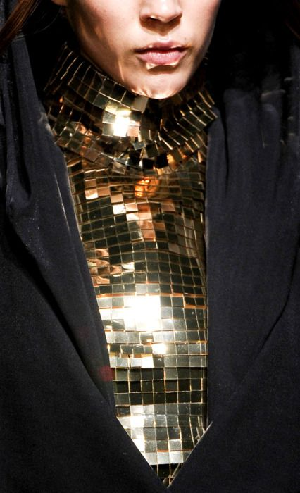 Gareth Pugh, Fall 2011, Ready-To-Wear Collection @MTV Iggy