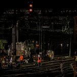 New York Times - Tuesday: Track repairs end at Penn Station, summery weather, and the ugly side of modeling.
