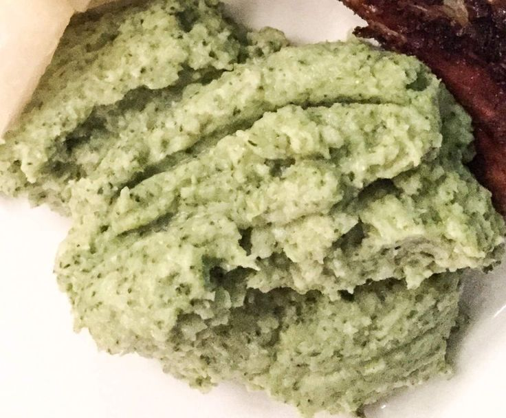 Rezept Brokkolipüree / Broccolipüree Low Carb von wonnie77 - Rezept der Kategorie Beilagen