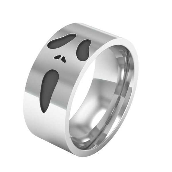 ASHYL Scream Ring, Scary Ring, Gothic Jewelry from ASHYL by DaWanda.com
