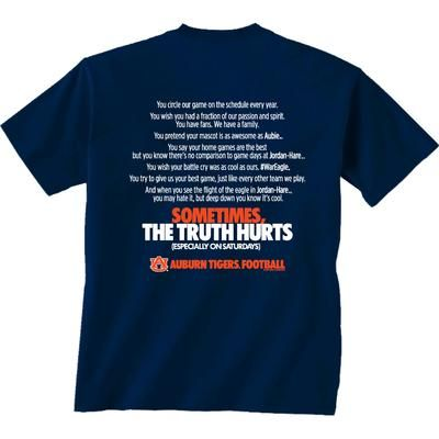 "Auburn ""Truth Hurts"""
