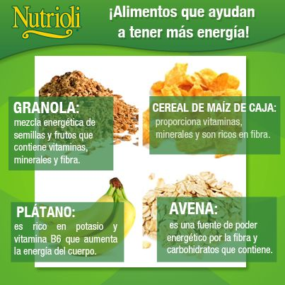 Los carbohidratos son una importante fuente de energía para comenzar tus actividades diarias, te compartimos algunos alimentos que te ayudan a obtenerla desde tu desayuno.     ¿Cuál incluyes habitualmente en tu desayuno?