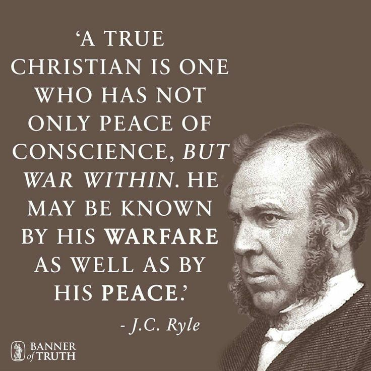 christian quotes | J.C. Ryle quotes | Christian ...