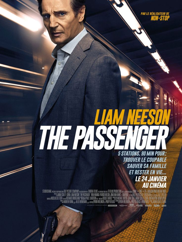 Comme tous les jours après son travail, Michael MacCauley (Liam Neeson) prend le train de banlieue qui le ramène chez lui. Mais aujourd'hui, son trajet quotidien va prendre une toute autre tournure. Après avoir reçu l'appel d'un mystérieux inconnu, i...