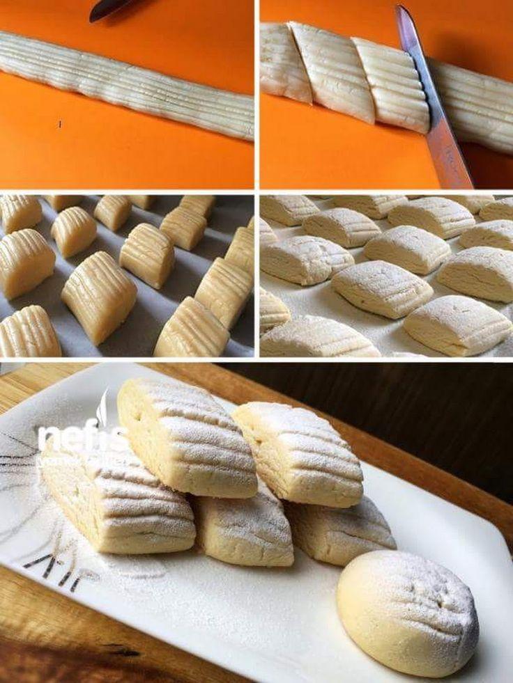 Nefis Un Kurabiyesi (Nişastalı) Malzemeler 250 gr. Margarin/Tereyağı (Tereyağı tercih sebebidir) 1, 5 su bardağı pudra şekeri 1 su bardağı buğday nişast... - Yasemin Cokan - Google+