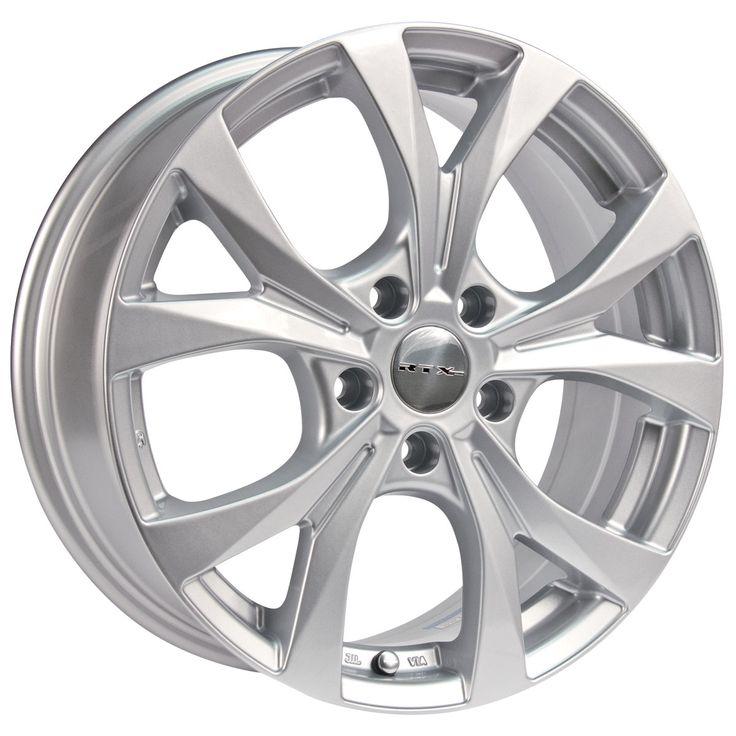 RTX Wheels - RTX OE - Yamada Grandeur/Size : 15X6 / 16X6.5 / 17X7 http://www.rtxwheels.com/en/wheels/rtxwheels-yamada-silver